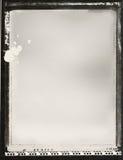 Frontera de la película de Grunge ilustración del vector