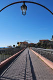 Ventimiglia, Liguria, Italia fotos de archivo
