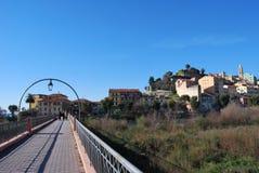 Ventimiglia, Liguria, Italia imágenes de archivo libres de regalías