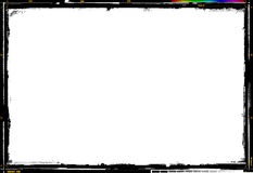 Frontera del capítulo stock de ilustración