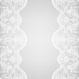 Frontera del cordón ilustración del vector