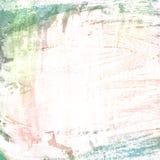 Frontera del Grunge, fondo pintado Fotos de archivo libres de regalías