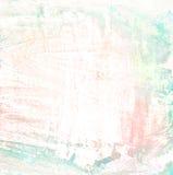 Frontera del Grunge, fondo pintado ilustración del vector