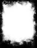Frontera del marco de Grunge Imagenes de archivo