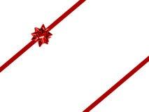 Frontera del regalo Imagen de archivo libre de regalías