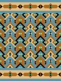 Frontera tres de Zagora Marruecos stock de ilustración