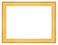 Frontera y marcos horizontales Fotografía de archivo libre de regalías