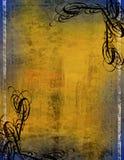 Fronteras decorativas Imagen de archivo libre de regalías