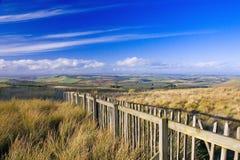 Fronteras escocesas Imagen de archivo libre de regalías
