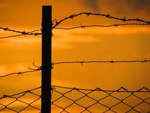 Frontière Photos libres de droits