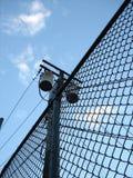 Frontière de sécurité photos libres de droits