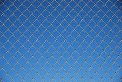Frontière de sécurité Photographie stock