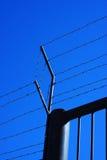 Frontière de sécurité Image stock