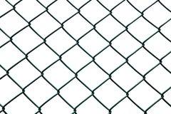 Frontière de sécurité de Chainlink Photo libre de droits