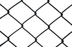 Frontière de sécurité de fil image stock