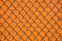 Frontière de sécurité de fil Image libre de droits