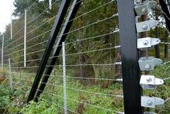 Frontière de sécurité de garantie. Photographie stock