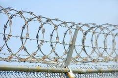 Frontière de sécurité de garantie Photos libres de droits
