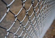 frontière de sécurité de Réseau-tige Photo libre de droits