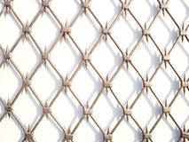 Frontière de sécurité. Texture Photographie stock libre de droits