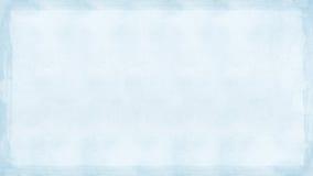Frontière grunge de bleu marine la rétro a donné au wid une consistance rugueuse de PowerPoint de fond Photos stock