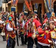 Fronti peruviani, la gente, folclore, Perù fotografia stock
