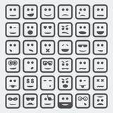 Fronti quadrati di vettore messi royalty illustrazione gratis
