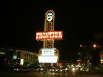 Frontier Hotel Casino, Las Vegas, Nevada, USA. Frontier Hotel Casino Resort also in Las Vegas Strip, Las Vegas, Nevada, USA Royalty Free Stock Image