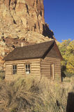 Frontier schoolhouse Stock Photos