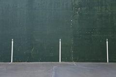 Fronton墙壁 库存图片