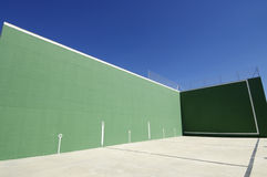 Fronton Royalty Free Stock Photography