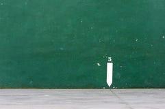 Fronton vasco de la corte de la pelota vasca Foto de archivo libre de regalías