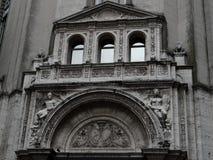 Frontowa fasada bank w Buenos Aires Obrazy Royalty Free