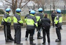 frontowy domu polici biel Obraz Royalty Free