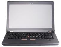 Frontowy laptopu widok Obraz Royalty Free