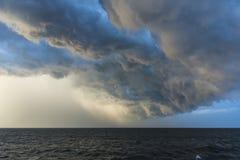 Frontowy przejścia morze bałtyckie Obraz Stock