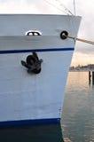 frontowy statek Zdjęcia Royalty Free