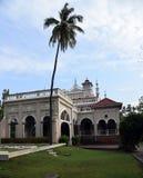 Frontowy widok agi Khan pałac Zdjęcia Stock