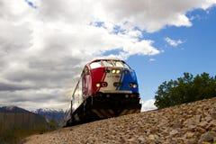 ` FrontRunner ` Forenzentrein in Utah stock afbeeldingen