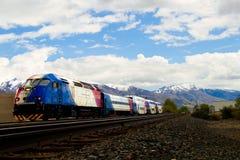 ` FrontRunner ` Forenzentrein in Utah royalty-vrije stock afbeelding
