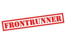 FRONTRUNNER Stock Photo
