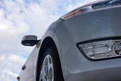 Frontseite des Autos stockbilder