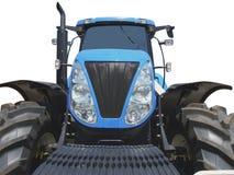 Frontseite des Traktors stockbild