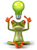 Frosch lizenzfreie abbildung
