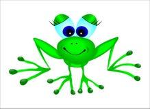 Frosch vektor abbildung