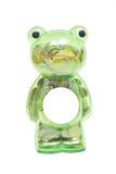 Frosch-förmige Einsparungen Lizenzfreie Stockbilder