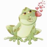 Froschkuß Stockfotos