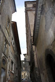 Frosinone en el bella Italia del verano Fotos de archivo libres de regalías