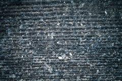 Frost на старой деревянной поверхности Роса и замерзать утра зимы тонизировано стоковая фотография