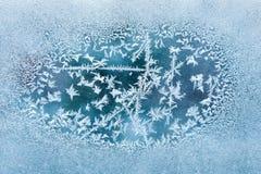 Frost Arkivbild